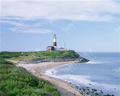 Montauk Point Lighthouse #1A - 2