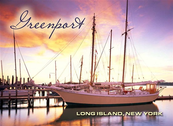 Greenport Magnet #1