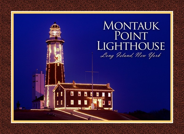 Montauk Point Lighthouse Magnet #8