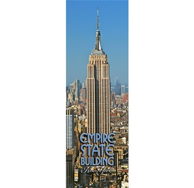 Empire State Building Magnet #1