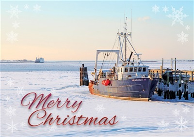 Port Jefferson Christmas Cards