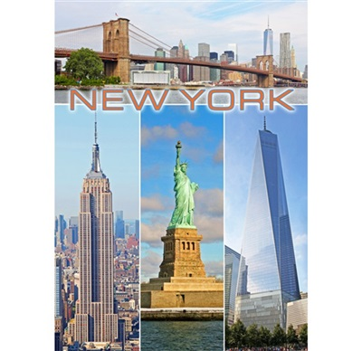 New York Multiview Magnet #5